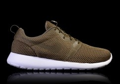 NIKE ROSHE ONE HYPERFUSE BR MEDIUM OLIVE-WHITE