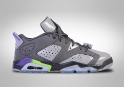 NIKE AIR JORDAN 6 RETRO LOW GHOST GREEN GG