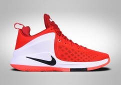 NIKE LEBRON ZOOM WITNESS CAVS RED