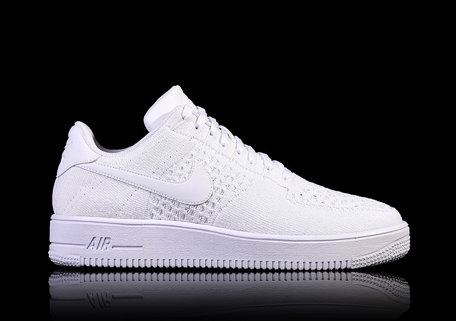 NIKE AIR FORCE 1 ULTRA FLYKNIT LOW WHITE price €125.00
