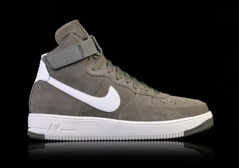 Nike Air Force 1 Ultraforce Hi Oliv 880854 003