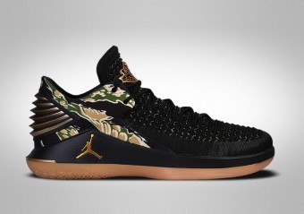 NIKE AIR JORDAN XXXII LOW CAMO RUSSEL WESTBROOK