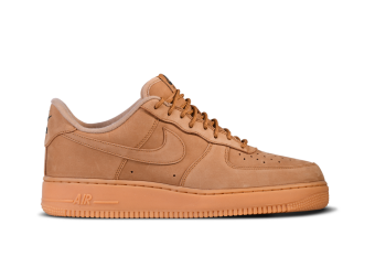 NIKE AIR FORCE 1 '07 WB FLAX PACK