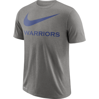 NIKE NBA GOLDEN STATE WARRIORS DRY TEE SWOOSH DK
