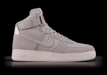 NIKE AIR FORCE 1 HIGH '07 SUEDE DESERT SAND
