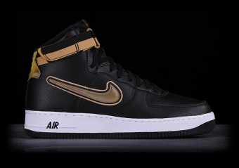"Nike Air Force 1 Low ""Statement"" – Amarillo Black White"
