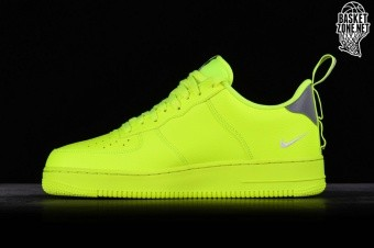 Nike Air Force 1 '07 LV8 Utility Volt AJ7747 700