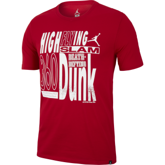 AIR JORDAN DRY GRAPHIC 3 HIGH FLYING TEE