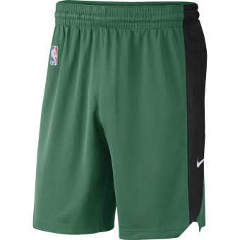 NIKE NBA BOSTON CELTICS PRACTICE SHORTS