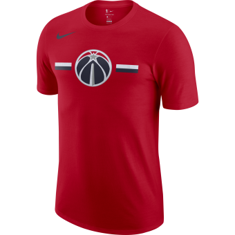 NIKE NBA WASHINGTON WIZARDS LOGO DRY TEE