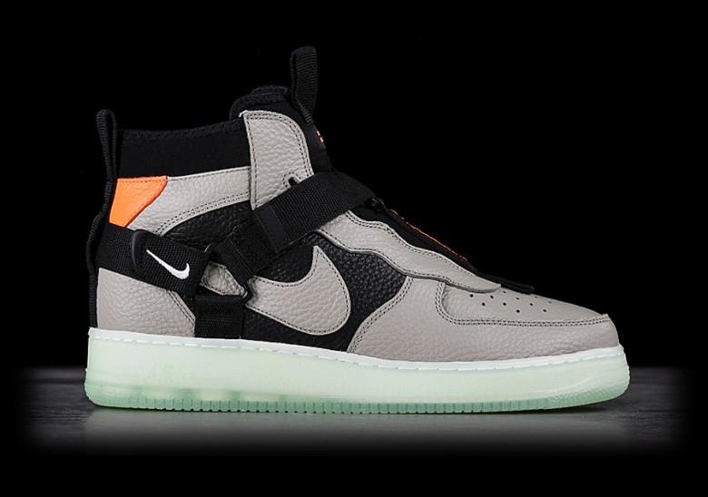 Nike Air Force 1 Mid verde