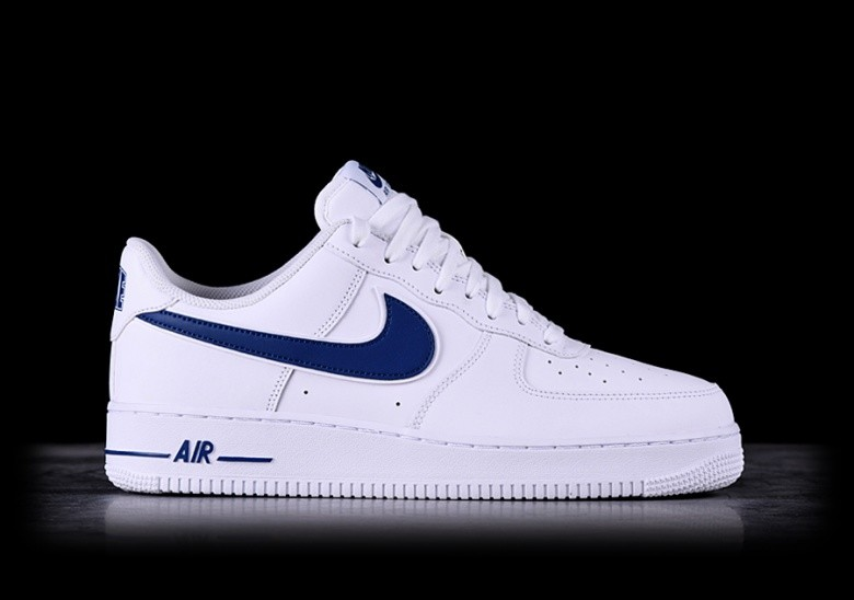 Nike Air Force 1 07 3 WhiteBlue