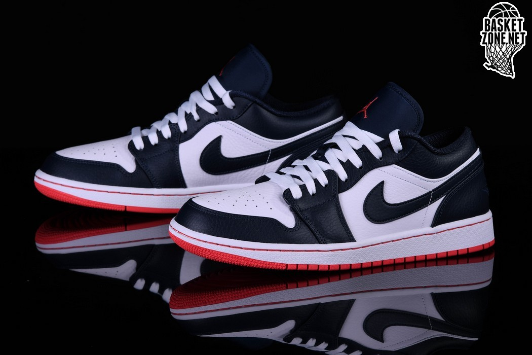 air jordan 1 retro low homme