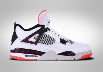 NIKE AIR JORDAN 4 RETRO HOT LAVA