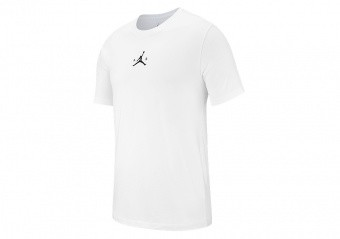NIKE AIR JORDAN PHOTO GRAPHIC TEE WHITE