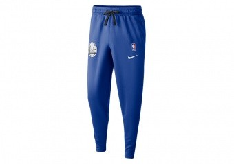 NIKE NBA GOLDEN STATE WARRIORS SPOTLIGHT PANTS RUSH BLUE
