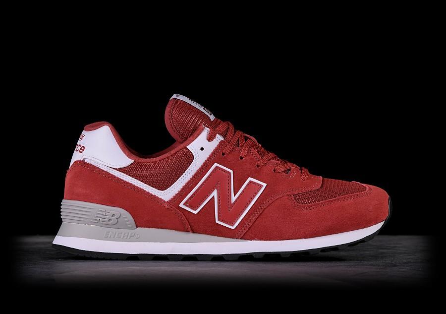 NEW BALANCE 574 RED price €67.50