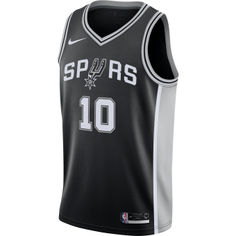 NIKE NBA SAN ANTONIO SPURS SWINGMAN ROAD JERSEY