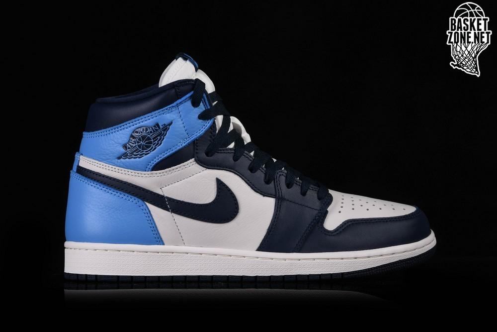 air jordan 1 high blue
