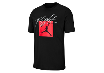 AIR JORDAN JUMPMAN FLIGHT CREW TEE