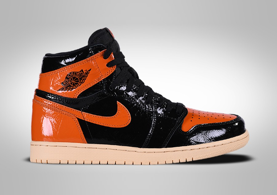 better arrives best loved NIKE AIR JORDAN 1 RETRO HIGH OG SHATTERED BACKBOARD 3.0 pour €232 ...
