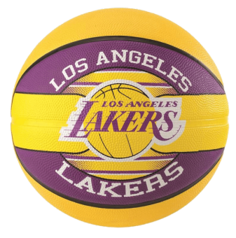 SPALDING NBA TEAM L.A LAKERS 7