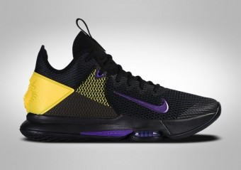 NIKE LEBRON WITNESS IV LAKERS AWAY