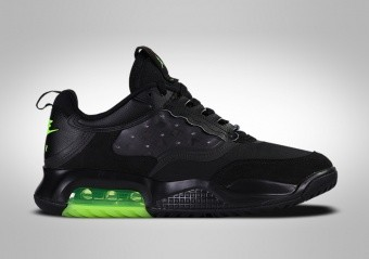 NIKE AIR JORDAN MAX 200 BLACK ACID GREEN