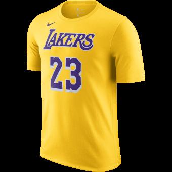 NIKE NBA LOS ANGELES LAKERS TEE 23