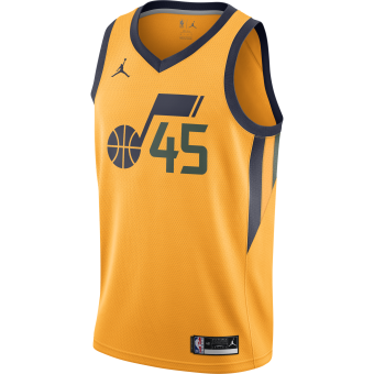 NIKE NBA UTAH JAZZ STATEMENT EDITION SWINGMAN JERSEY