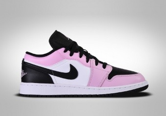 NIKE AIR JORDAN 1 RETRO LOW GS ARCTIC PINK