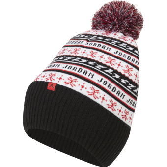 JORDAN JUMPMAN HOLIDAY CUFFED BEANIE