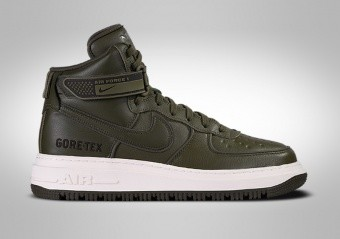 NIKE AIR FORCE 1 HIGH GORE-TEX MEDIUM OLIVE