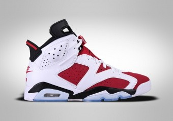 NIKE AIR JORDAN 6 RETRO GS CARMINE