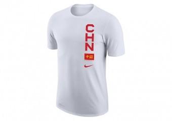 CHINA NIKE DRI-FIT TEAM TEE WHITE